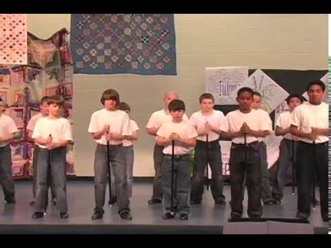 Tap Puppies from Larne Elementary School