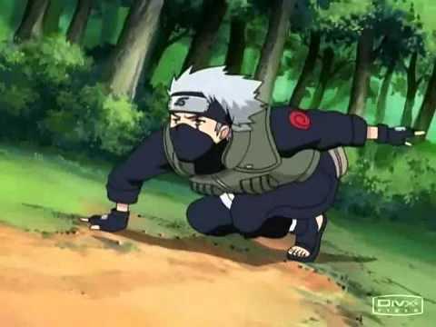 NARUTO VS KAKASHI: The ultimative ninjafight