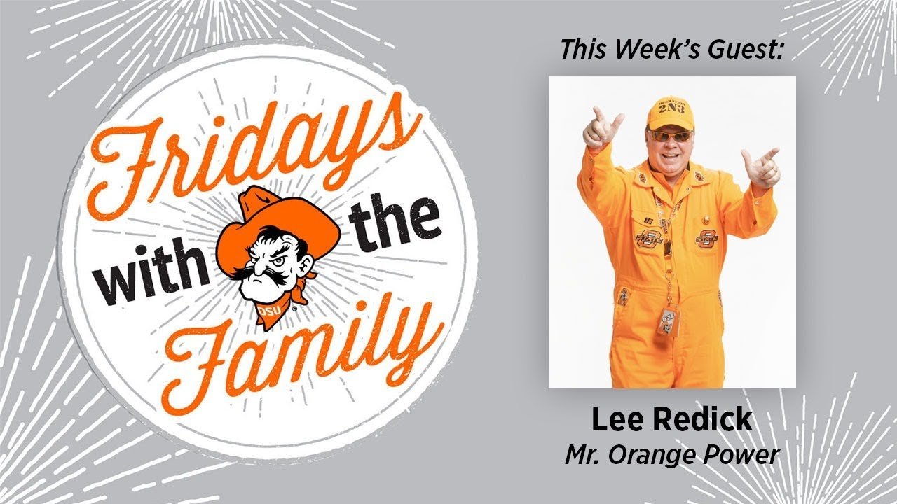 Image for Fridays with the Family - Mr. Orange Power webinar
