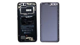 Xiaomi Mi 6 - розбирання, інструкція з розбору смартфона How to disassemble smartphone