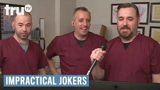 Impractical Jokers - Eye Exam Surprise (Deleted Scene)   truTV