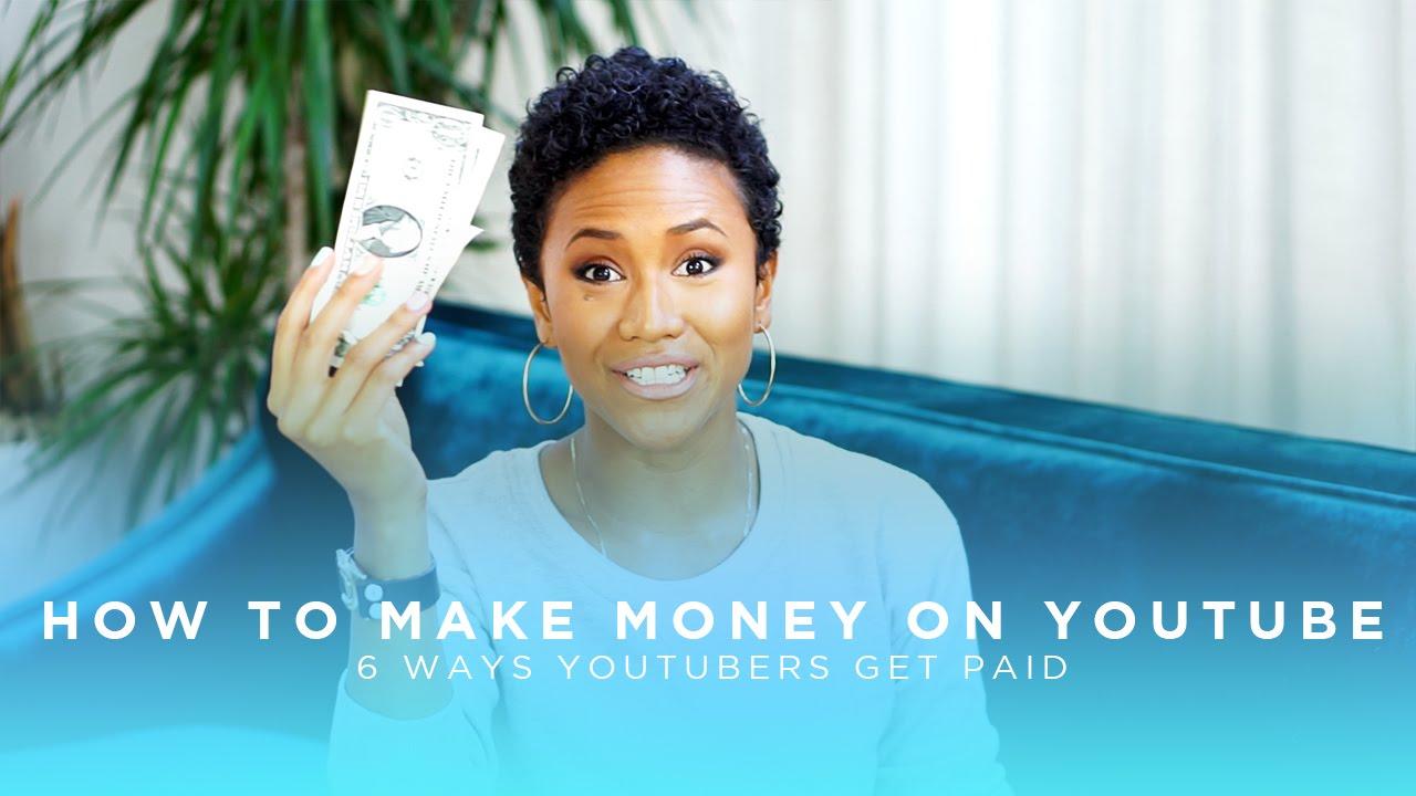 How YouTubers Make MONEY$?! | TECH TALK - YouTube