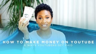 How YouTubers Make MONEY$?!