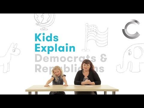 Kids Explain - Episode 2: Democrats and Republicans