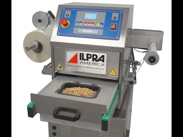 ILPRA America Video: Table-top Tray Sealers