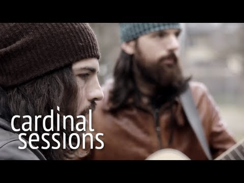 The Avett Brothers - Salvation Song - CARDINAL SESSIONS