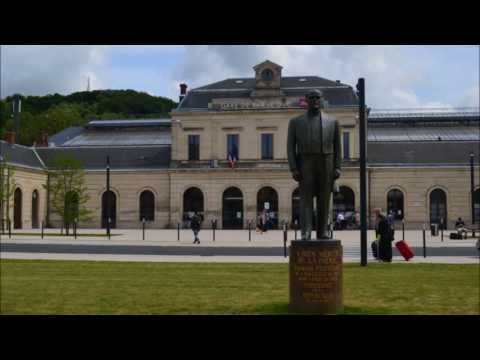 Bar Le Duc  -  visite de Bergère de France, la vieille ville et la confiturerie
