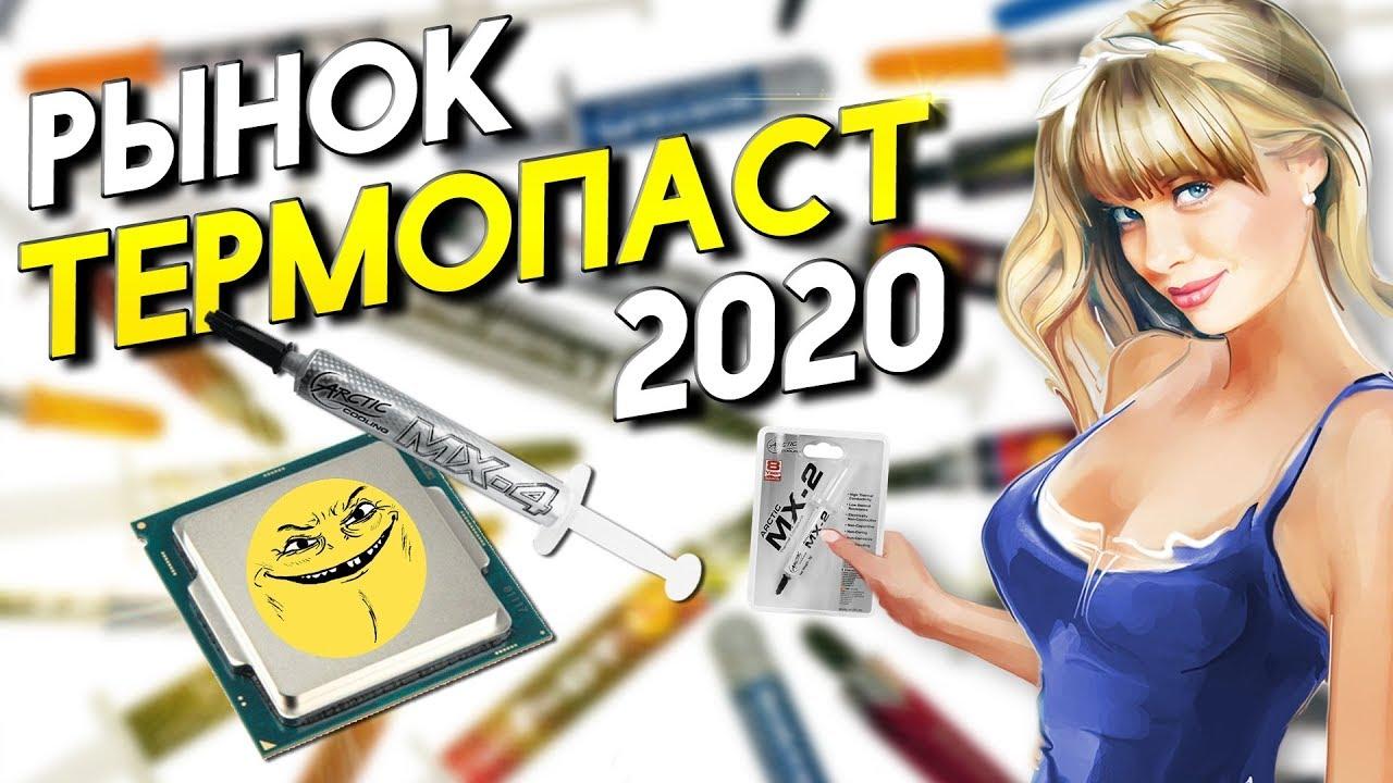 Рынок термопаст 2020