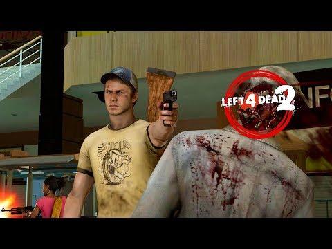 """Left 4 Dead 2 - En Directo #LIVE CAMPAÑAS EN NORMAL """"DÍA FÁCIL"""""""