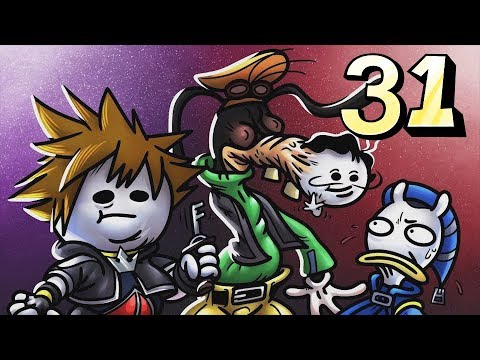 Oney Plays Kingdom Hearts - EP 31 - Master Duck