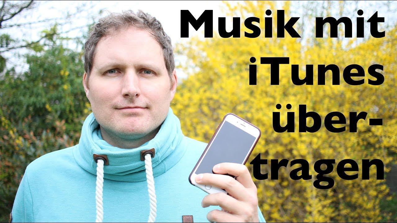 Itunes Musik Speicherort