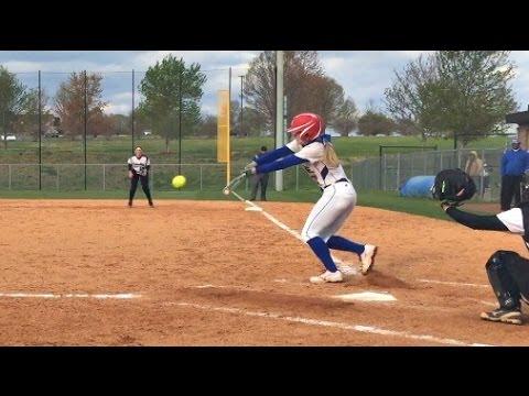 Sheridan Allen Softball: Slaps, Bunts, Steals- Volunteer State  4-22-16 series