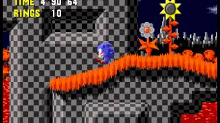An Ordinary Sonic ROM Hack - An Ordinary Sonic ROM Hack (beta) (GEN) - User video