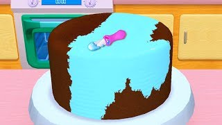 Fun Cake Cooking Game - My Bakery Empire - Bake, Decorate & Serve Cakes Games For Kids By TabTale