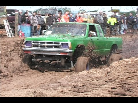 Mud Bog #1 Awesome Acres 5-12-13 Carroll, OH