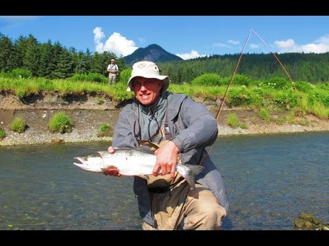 Calling All Ports: Alaska, Juneau - Fly In Fly Fishing