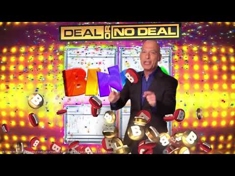 Check Out The New Deal Or No Deal Video!!