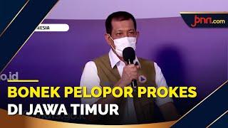 Apresiasi Ketua Satgas, Jawa Timur Tak Ada Zona Merah - JPNN.com