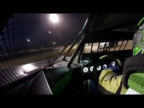 9/01/2018 Gillette Thunder Speedway Clash night 2 heat race (in car forward)