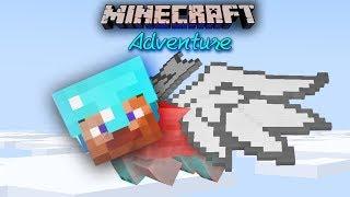 ហោះទៅយកក្បាលនាគ - Minecraft Adventure Episode 45