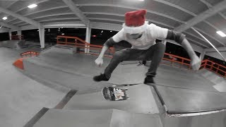 MAJER Christmas Montage 2013 - Alliance Skatepark