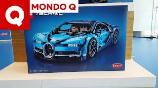 Bugatti Chiron: eccola in versione LEGO 1:8   Quattroruote