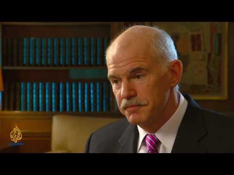 Talk to Al Jazeera - George Papandreou