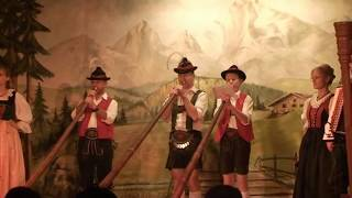 Autriche musiques folkloriques traditionnelles du Tyrol