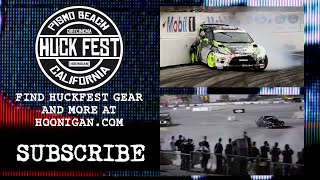 [HOONIGAN] Pismo Beach Huckfest 2013 Official Video