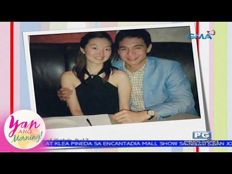 Yan Ang Morning!: Chris Tiu as a family man