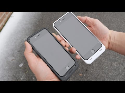 Mophie Juice Pack for Apple iPhone 6 and 6 Plus Review!