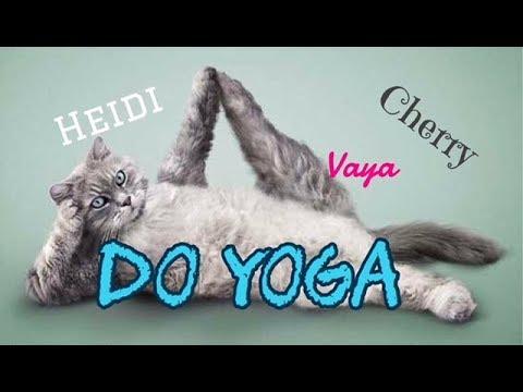 Heidi, Cherry & Vaya Do Yoga - Children's bedtime Story/Meditation