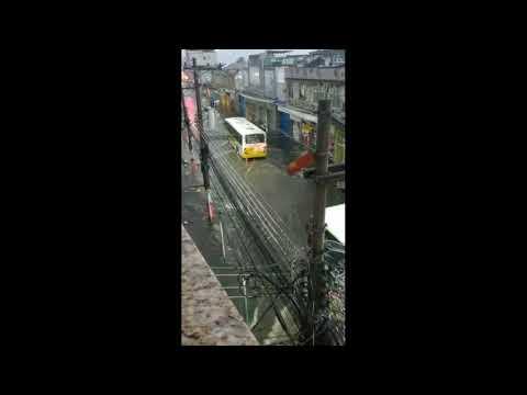 Segundo dia de enchentes em Nilópolis