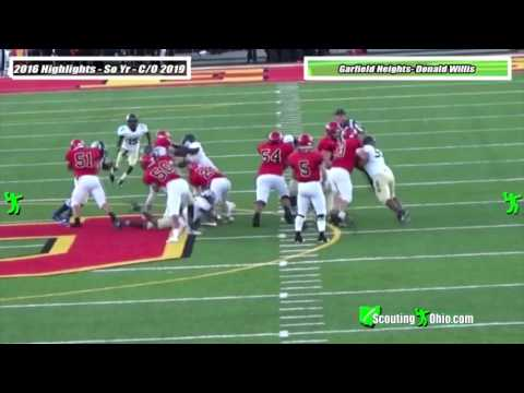 Gopher - Check out this highlight reel from new Golden Gopher commit Donald Willis