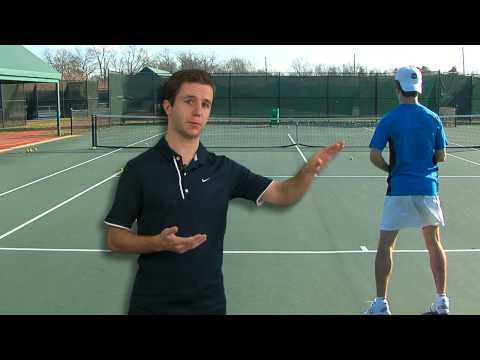Tennis Forehand - Windshield Wiper Forehand in High Definition