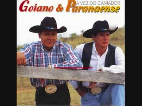 Goiano e Paranaense - A viola e a saudade.wmv