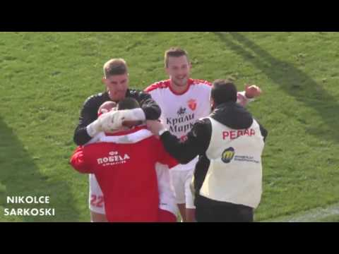 Nikolce Sarkoski - HIGHLIGHTS - 2016/2017