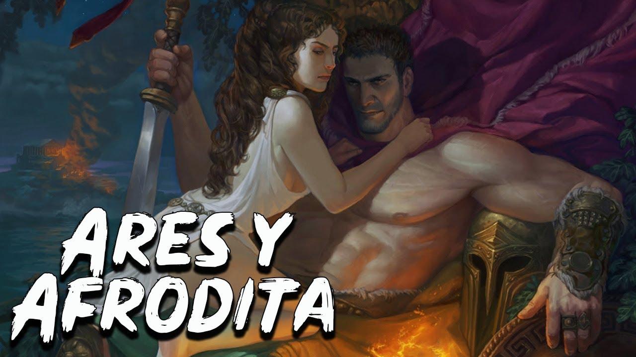 Ares y Afrodita: La Trampa de Hefesto (Venus y Marte) - Mitología Griega - Mira la Historia
