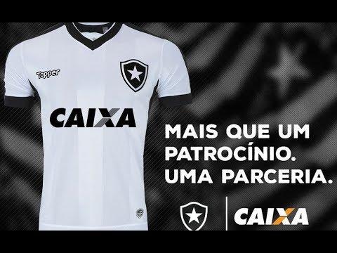 Botafogo acerta renovação com a Caixa -  Naming Rights muito próximo