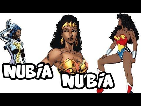 Nubia/ Nu