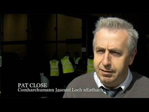 ABHAINN - Lough Neagh Eels At Toomebridge | RTÉ One