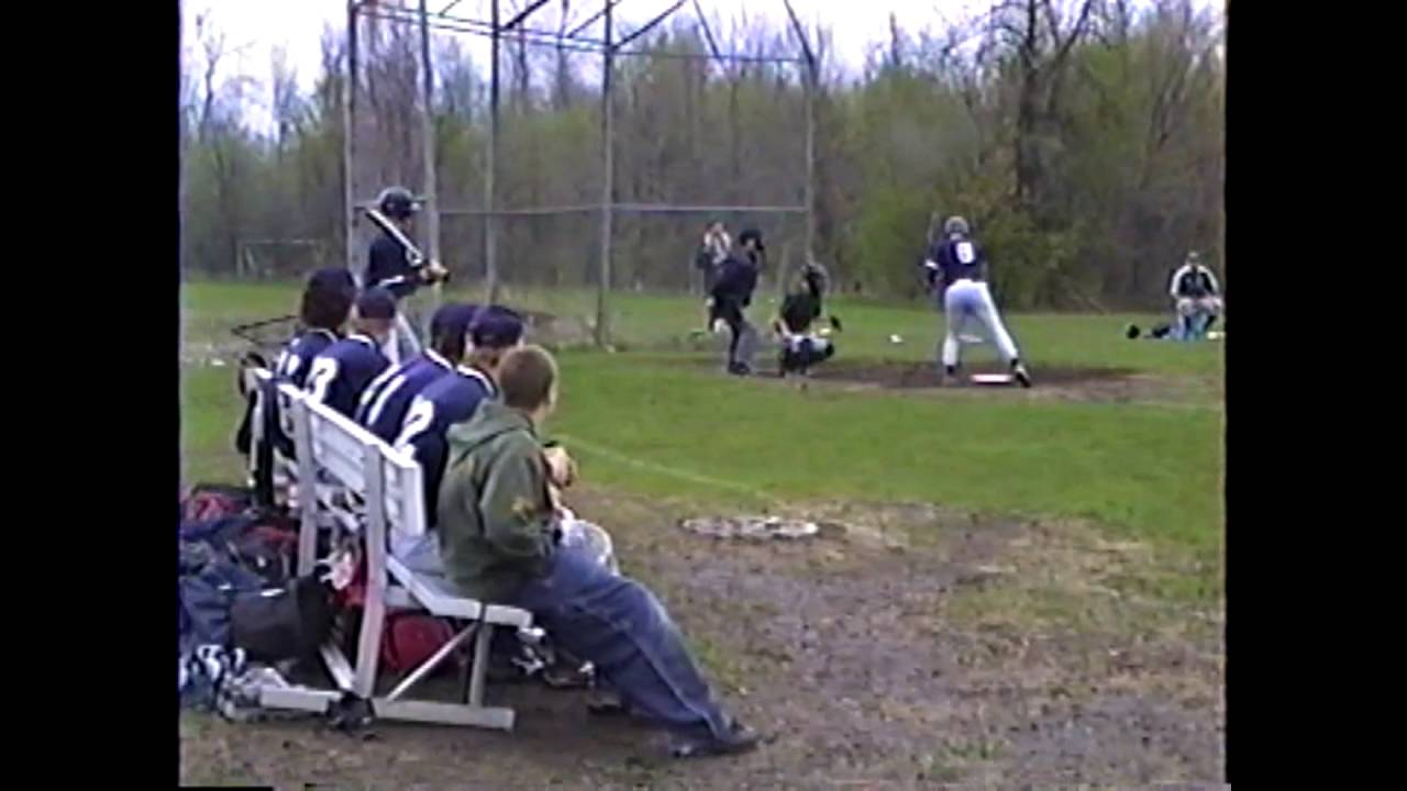 Chazy - Westport Baseball  5-14-03