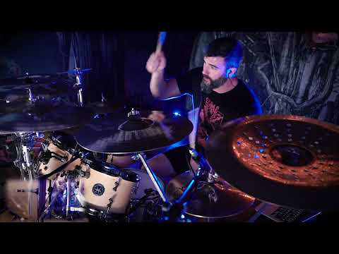 "ddrum Artist Adam Jarvis plays ""The Choir Invisible"" on his M.A.X. Kit"