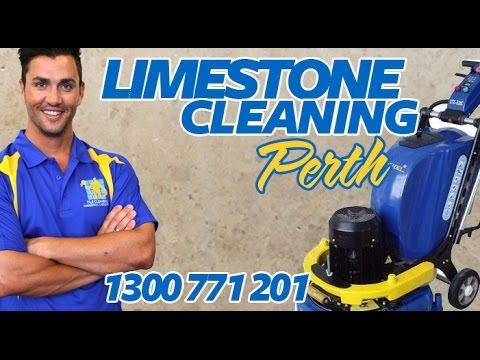Perth Limestone Tile Cleaning Services