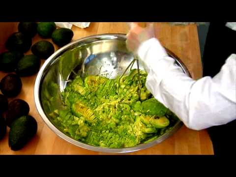 Concord Foods Fresh Prepared Guacamole Training