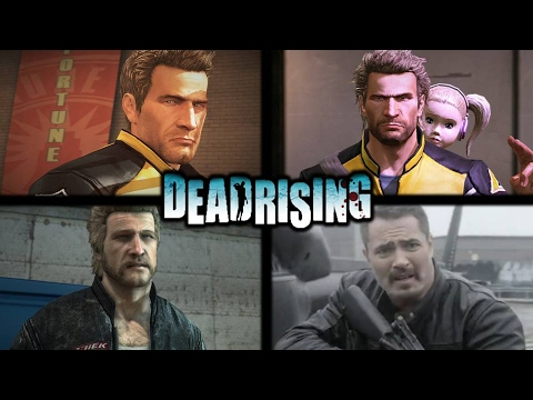 Dead Rising: All Chuck Greene Voices (Comparison)