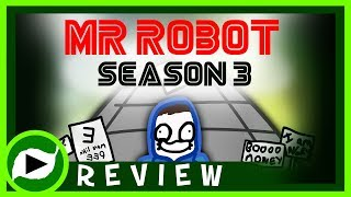 Video A very late Mr Robot Season 3 Review (Spoiler Free) download MP3, 3GP, MP4, WEBM, AVI, FLV Mei 2018