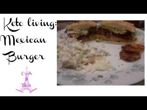 Keto Living Burgers around the World: Mexico