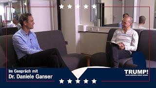 POTUS TRUMP - Dr. Daniele Ganser im Gespräch mit Robert Stein