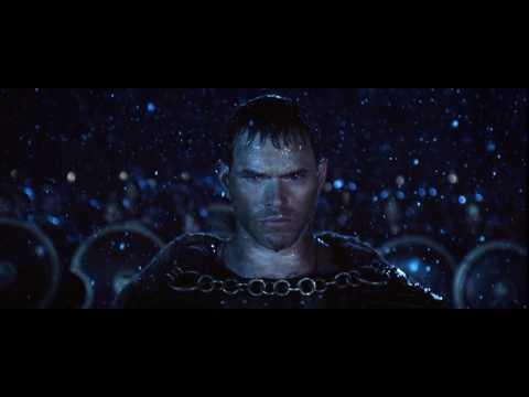 Hercules' lightening sword helped him defeat the mercenaries in the palace